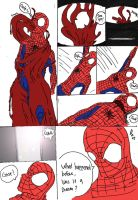 Spidey's Big Day Page 3 by haggith