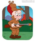 Elmer Fudd by StudioBueno