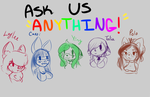 Question and Answers! by Psychodoughgirl4