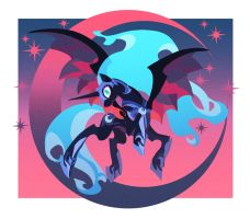 Nightmare Moon!! by NP447235