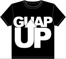 "Guapo ""Guap Up"" T-Shirt by aaronrosen"