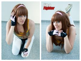 Hitomi - Dead or Alive by Nandeena