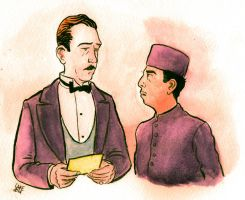 Grand Budapest Hotel by GlassesFlue