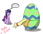 *insert witty easter/vore pun here* by OakenChi