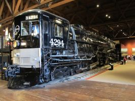 Roseville Train Museum 6 by MichaelB450