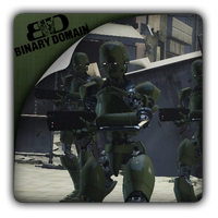 Binary Domain icon by Themx141