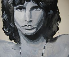 Jim Morrison by SoapCommercial