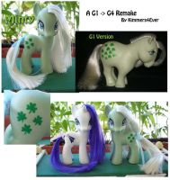 G1 to G4 Minty by KimmersCustoms