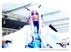 Vocaloid: Gakupo by stringedpantomime