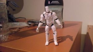 first look at mini paper iron man figure by tdub123