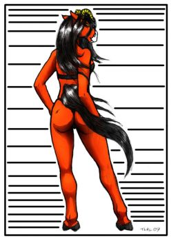 Ress Hot Wind colored by Tristikov