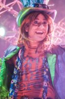 mad t party- mad hatter. by backflippingwarblers
