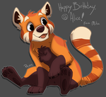 [Gift] Penn for Alice by Mikaces