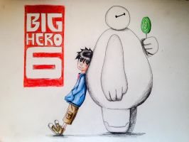 Big Hero 6 by Follin