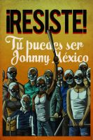 Johnny Mexico by thecarlosmal