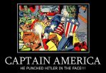 captain america by thekark