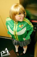 Chie Persona 4 Cosplay by ParenthesisX