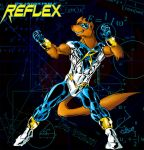 The Untouchable REFLEX by JTF3