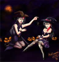 Halloween Night by Ra1-x3