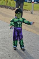 Stoke-Con-Trent 2014 (23) The Hulk jr. by masimage