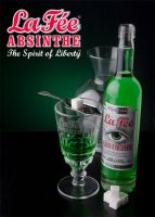 La Fee Absinthe 2 by Film-Exposed