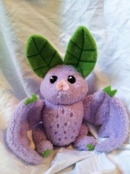 Lavender MLP Fruit Bat by full-moon-born