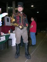 Steampunk Male 3 by FairieGoodMother