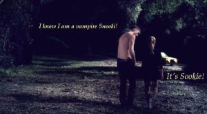 I know I'm a Vampire SNOOKI by WillaWalo