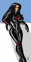 Baroness by johnnyharadrim