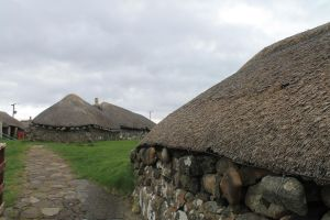 Thatched Roof Hut by racehorse87-stock