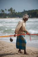 Fishing 5. Sri Lanka by jennystokes