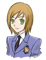 +Dishu Ouran Host+ by Sparvely