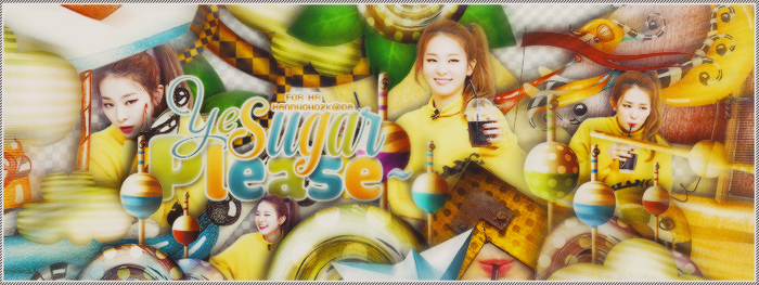 [26032016] Sugar~ Yes, please~ by LittleLeaf2k