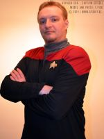 Star Trek: Voyager Captain (STOCK) by Joran-Belar