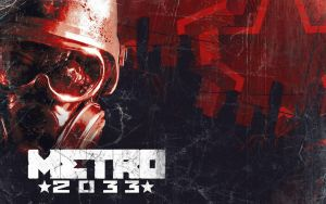 Metro 2033 Wallpaper by lionhaert