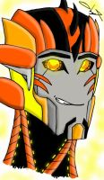 TFP Dreadshot by Lightfire21