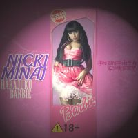 Nicki Minaj - Harajuku Barbie by RobertHenry