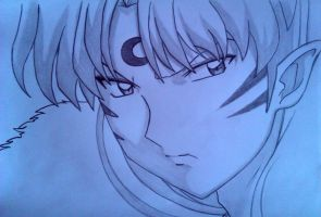 Sesshomaru sama by Merina928