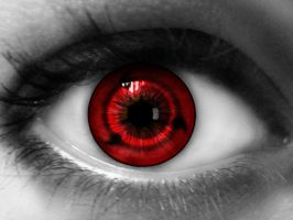 Sharingan eye by PsychoT