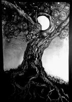 Tree of Souls~ by lunadoe