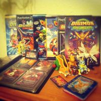 My Digimon Collection by Eternal-Glow