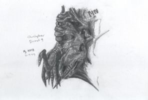 Christopher--District 9. by NiGhT-sTaLkEr13