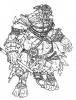 Ganon Concept 1 by womack90
