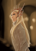 Elvenking by onone-chan