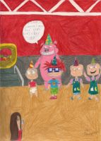 Rugrats Birthday Bash by daisyplayer1