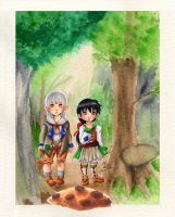 Hansel and Gretel by Doodleholic