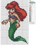 Ariel by Makibird-Stitching