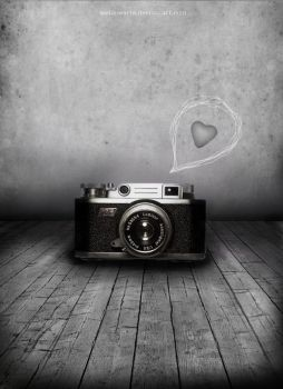 photograph memories by Wehatearts