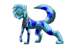 Art Trade: SillydogTheGreat by TheWingedFireWolf