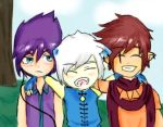 Ma 3 Main OCs ~{3 by Lightnin2011